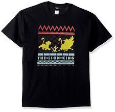 Disney Men's The Lion King Gang Hakuna Matata Silhouette Graphic T-Shirt 2XL
