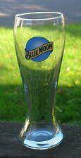 Blue Moon Beer Glass