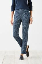 J. Jill - 12 - NEW Essential Cotton-Stretch Pants - NWT$89