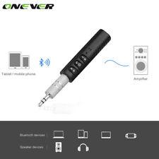 Prise Jack Bluetooth Universel 3.5mm jack Récepteur Adaptateur Audio Auto