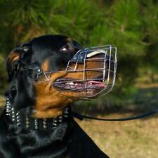 Rottweiler Muzzle that Allows Drinking Dog Muzzle Basket Medium and Large Sizes