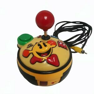 PAC-MAN 2007 Jakks Pacific Plug and Play Retro Arcade TV Game 8 in 1 Ships Fast