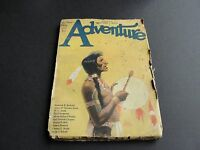 ADVENTURE PULP, Published by Ridgway Company, N.Y.-December 30th,1922 Magazine.