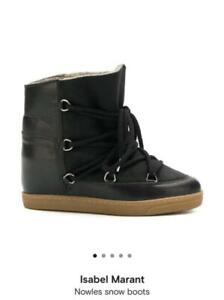 Isabel Marant Nowles snow boots size 38
