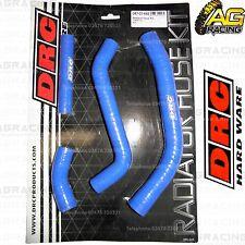 República Democrática del Congo Azul Radiador Rad Manguera Kit Para Yamaha Yz 450f 2010 10 Motocross Enduro