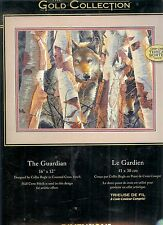 "Dimensions Gold Collection Stickpackung  "" The Guardian "", Neue Stickpackung"