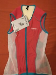 New ALPINA JSP Ladies Ski Snowboard Back Protector Vest Size S