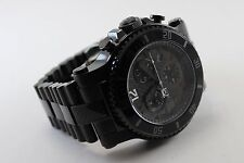 Renato Men's T-Rex Diver Watch, Swiss ETA G10, Black CF Integration, 100 ATM
