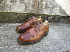 CHEANEY BROGUES – BROWN / TAN – UK 7 – RUSLAND – EXCELLENT CONDITION
