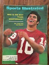 1971 Sports Illustrated JIM PLUNKETT Archie Manning NFL Draft Quarterbacks Ali