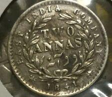 1841 India 2 Annas