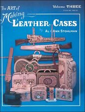 The Art Of Making Leather Cases Volume 3 Tandy Leather 61941-03 Free Ship