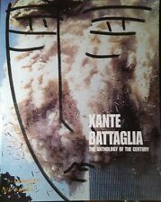 Xante Battaglia The Anthology of the century con disegno e dedica