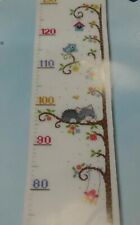 Stick-Packung Stickbild zur Geburt Vervaco  Zootiere  nicht vorgedruckt