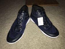 NWT Arcopedico *Rare* *Navy Blue* Granex Booty Athletic Ankle Mesh Shoes Sz 36