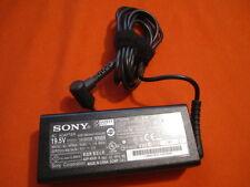 Sony VGP-AC19V48 65W AC Adapter Compatible P/N: VGP-AC19V43, VGP-AC19V48, & MORE