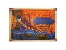 Ozomatli Concert Poster The Fillmore Dec. 3, 2005
