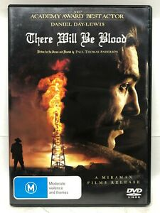 There Will Be Blood - DVD - AusPost with Tracking