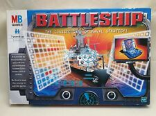 MB Games Hasbro - Battleship - The Classic Game Of Naval Strategy - 1999 version