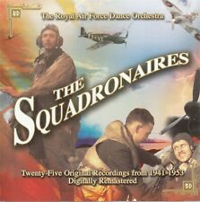 The Squadronaires Royal Air Force RAF Dance Orchestra NEW Music CD Compact Disc