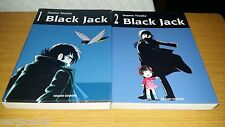 BLACK JACK 1 2 - SEQUENZA COMPLETA - OSAMU TEZUKA - HAZARD EDIZIONI - MN90