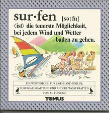 Surfen  von M. Funcke