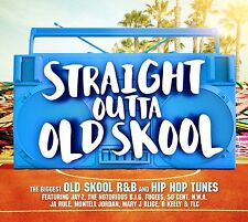 'STRAIGHT OUTTA OLD SKOOL' 2 CD SET (2015)
