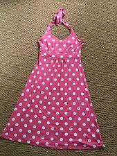 Boden Regular Size Sleeveless Spotted Dresses for Women