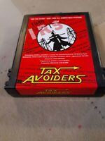 TAX AVOIDERS for ATARI 2600 ▪︎FREE SHIPPING ▪︎