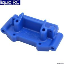 RPM R/C Products 73755 Front Bulkhead Blue 1/10 Traxxas 2WD