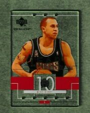 2002-03 UD Glass Mike Bibby #110 Acetate Insert