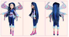 Newest Winx Club Doll rainbow colorful girl Action Figures Fairy musa