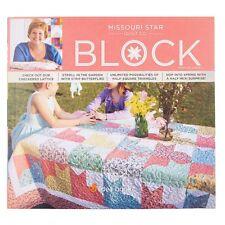 Quilt Magazine ~ BLOCK - SPRING 2017 VOL 4 ISSUE 2 ~ Missouri Star Quilt Co