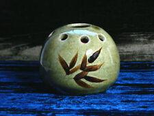 Unboxed Stoneware Decorative Studio Pottery Jars