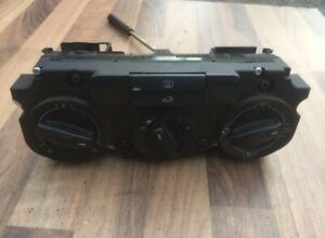 THIS IS VW VOLKSWAGEN CADDY 2 LITRE SDI HEATER CONTROL UNIT 2004 TO 2010.