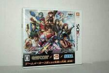 PROJECT X ZONE CAPCOM SEGA USATO NINTENDO 3DS VERSIONE GIAPPONESE TN1 49055