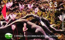 2022 SCHEDA TELEFONICA PHONECARD USATA CIPRO CYPRUS AKAMAS FOREST