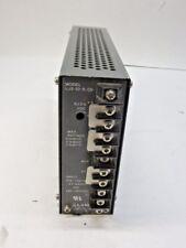 Lambda LJS-10-5-OV DC Power Supply (5 Vdc, 10 Amp Output)