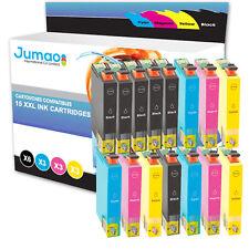 15x T0715 T0711-T0714 cartouche Jumao pour Epson Stylus D120 D78 D92 T0715 T0714