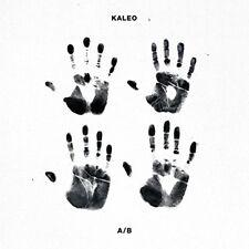 Kaleo / A/b (atlantic/elektra 7567-88649-8) CD Album Digipak