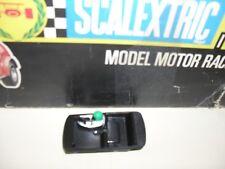 scalextric vintage c122 mini clubman driver platform.1976