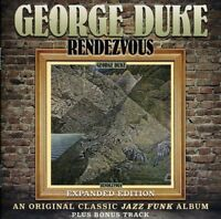 George Duke - Rendezvous (Expanded Edition) [CD]