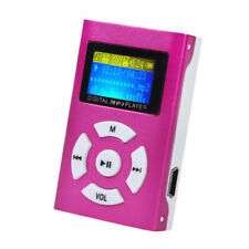 "Cool 32GB MP3 Player 1.8"" LCD Music Media Radio Video USB Fashion Mini + F2 B2H8"