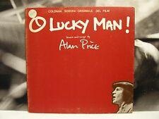 ALAN PRICE - O LUCKY MAN! - ORIGINAL SOUNDTRACK LP VG+/EX-