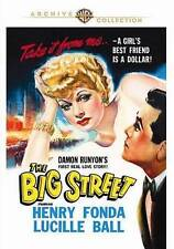 THE BIG STREET/Henry Fonda, Lucille Ball/NEW DVD/BUY ANY 4 ITEMS SHIP FREE