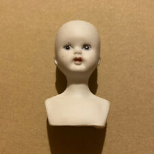 Pretty Old China Doll Head Doll Vintage Antique Doll Making