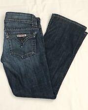 Hudson Bootcut Woman's Denim Jeans Size 26 READ DESCRIPTION