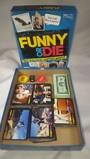 FUNNY OR DIE--THE HILARIOUS CAPTION GAME--BRAND NEW!!! AGES 13+  3-6 PLAYERS