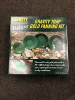 9pc Prospecting Gold Panning Kit Gold Pans Sifting Pan Classifiers & MORE!!!