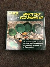 9pc Prospecting Gold Panning Kit Gold Pans Sifting Pan Classifiers & More!